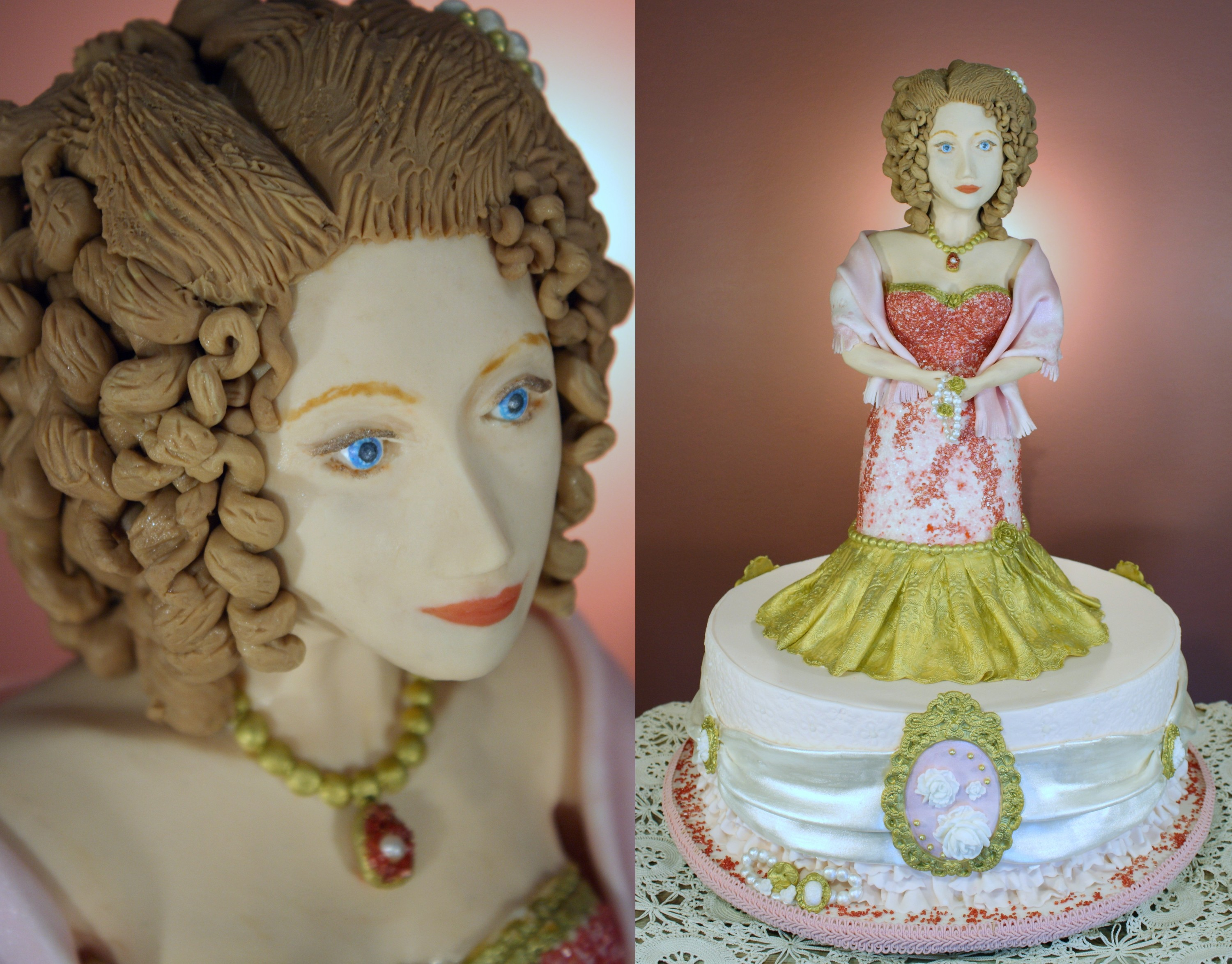 The Lady Cake